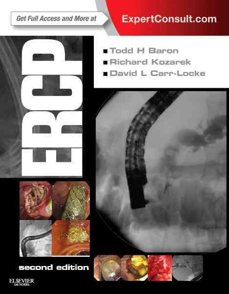 ERCP By Baron, Todd H./ Kozarek, Richard/ Carr-locke, David Leslie